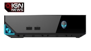 Ign News - Alienware's Steam Machine Launching In September