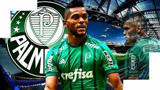 Miguel Borja ⚫ Palmeiras | El Matador | Dribles & Gols | 2018 HD