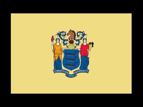 New Jersey's Flag and its Story