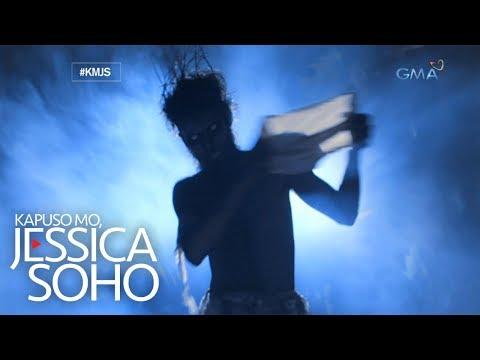 Kapuso Mo, Jessica Soho: 'Kilabot ng panty' sa Guimaras
