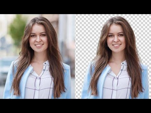 #RemoveBG Remove Background with out Photoshop just 15 Second I by Jagopoms Tutarials - 2021