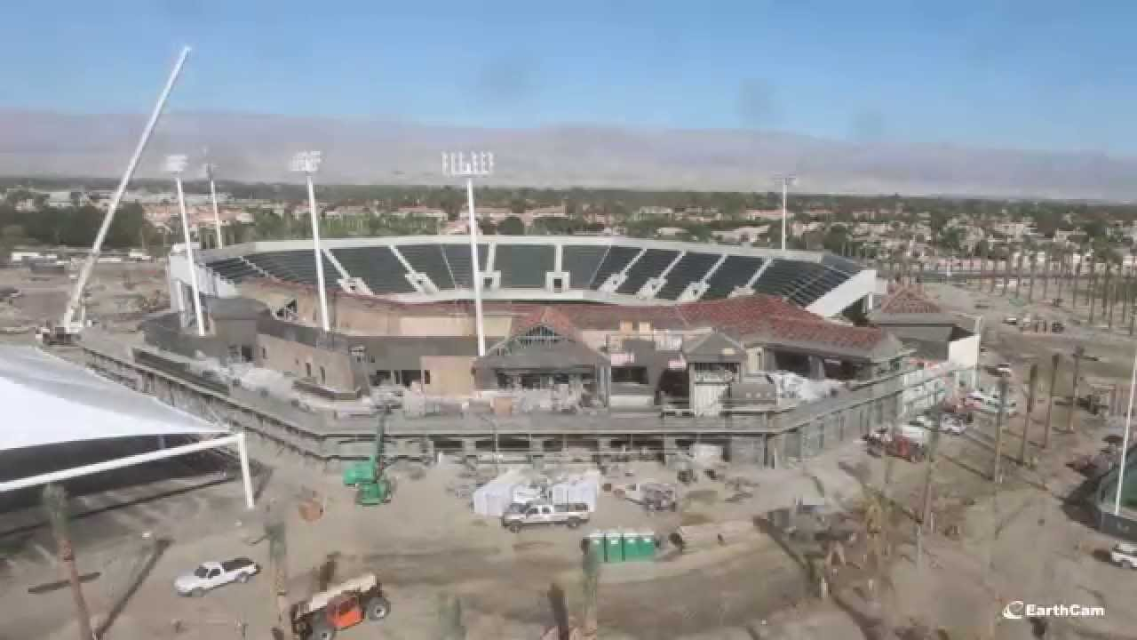 indian wells tennis garden time lapse - Indian Wells Tennis Garden