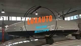 Автобокс и поперечины на Mitsubishi Outlander (Мицубиши Аутлендер)