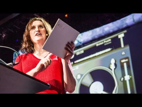 Kate Stone: DJ decks made of... paper