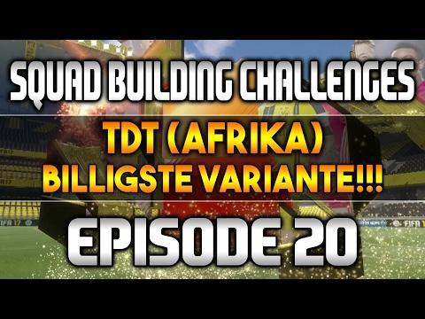 FIFA 17 - TDT AFRIKA (BILLIG!) - GARANTIERTER MOTM!!! - TOTT AFRICA SQUAD BUILDING CHALLENGE DEUTSCH