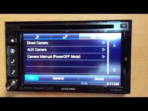Alpine INE-S920HD Demo Power up VIDEO HOW TO AL & ED'S