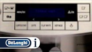 How to Set-up Your De'Longhi PrimaDonna S Coffee Machine