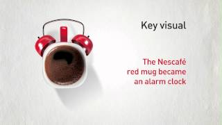 Croatia Nescafe alarm clocks case study video