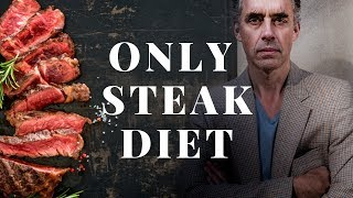 I Tried Jordan Petersons Diet (Only Meat)