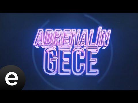 Adrenalin - Gece - Tipografik Video #gece #adrenalin - Esen Müzik