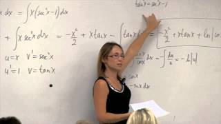 Math 2B. Calculus. Lecture 14. Strategy for Integration