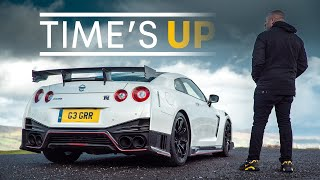 NEW Nissan GT-R Nismo Review: Time's Up For Godzilla | 4K