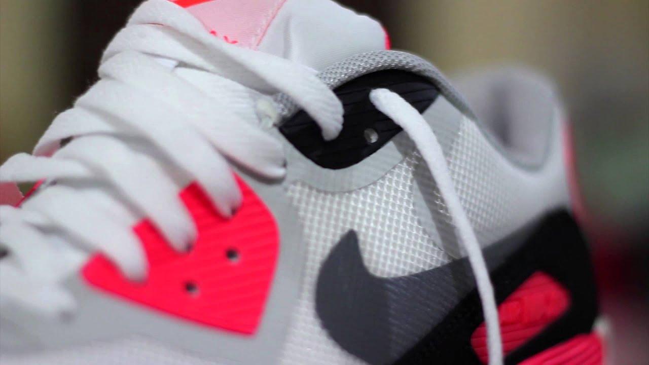 Nike Air Max 90 Premium Tape QS Infrared