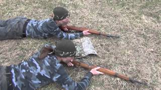 World War II German Snipers Mini Movie