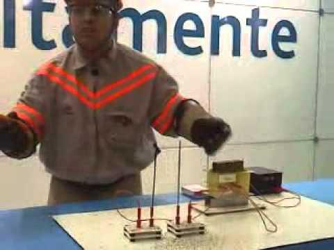 choque eletrico 13 mil volts - eletropaulo