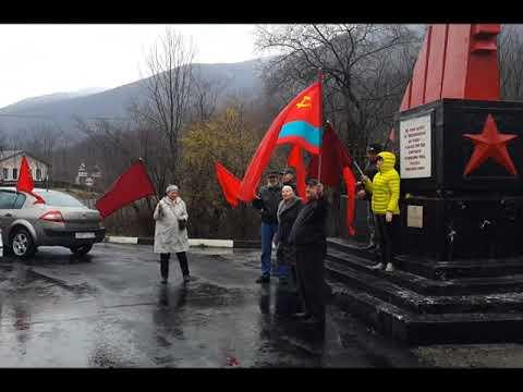 Автопробег граждан СССР г.Геленджик .