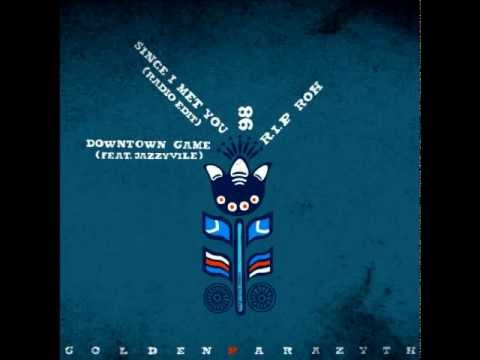 Golden Parazyth - Downtown Game (feat. Jazzyvile)