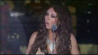 Sarah Brightman - time to say goodbye (live in Japan)