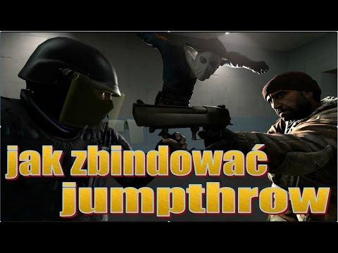 Jak zbindować jumpthrowa w CS:GO