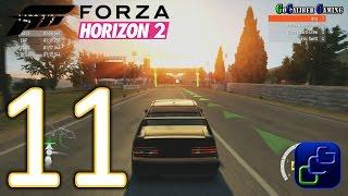 Forza Horizon 2 Walkthrough - Part 11 - Pro Roadtrip: Saint Martin
