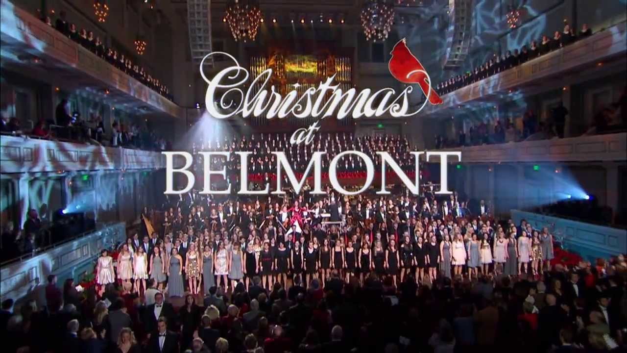Promo | Christmas at Belmont 2013 | NPT - YouTube