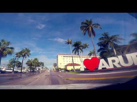 Aruba desde la llegada. Vamos!