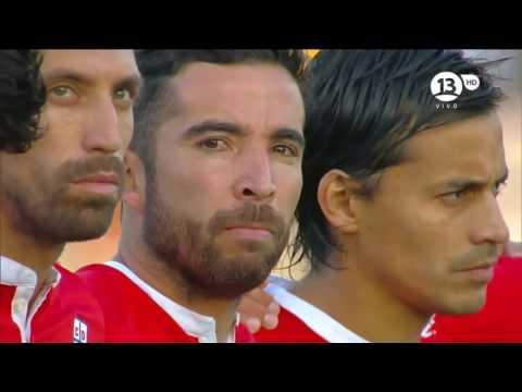 #ForçaChape   Ave Maria, Tito Beltran  Colo Colo vs Catolica
