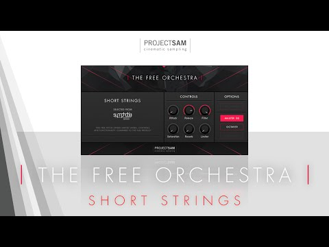 ProjectSAM's The Free Orchestra - #9: Short Strings