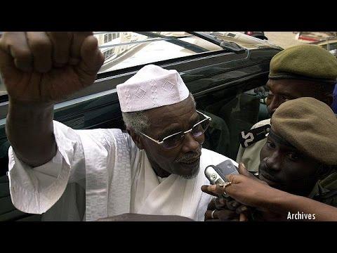 Tschads Ex-Diktator Hissène Habré steht vor Gericht