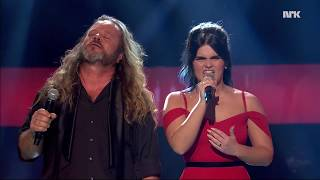 STJERNEKAMP 2018 – DUETT: Ulrikke Brandstorp og Knut Erik Østgård – Bed of Roses – Bon Jovi