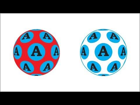 Alphabetical Logo Design - A
