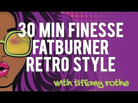 Bruno Mars and Cardi B inspired Finesse 30 Min Fatburner