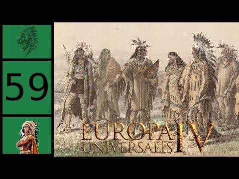 Converted EU4 - Iroquois #59 - Impending Doom |