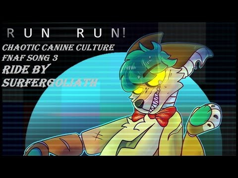 [AudioSurf] RUN RUN FNAF 3 Song by ChaoticCanineCulture Difficult: Elite [Download Mp3]