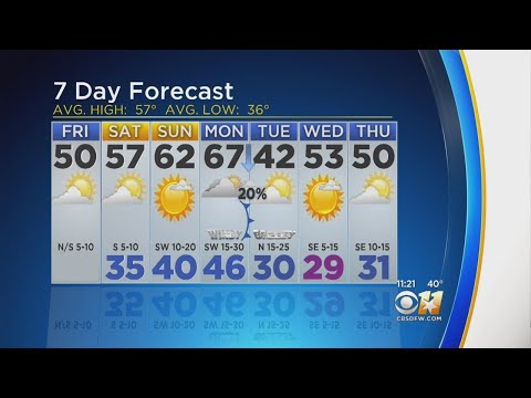Anne Elise Parks' Weather Forecast – Texas Alerts
