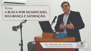 TRANSMISSÃO DA MENSAGEM - 19:30 | IPB em Delmiro Gouveia | 19/04/2020
