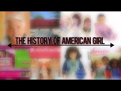THE HISTORY OF AMERICAN GIRL