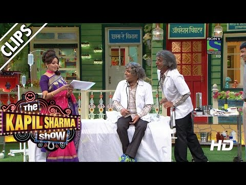 Dr. Gulati Ke Hospital Mein Inspector Ki Checking-The Kapil Sharma Show - Episode 10 - 22nd May 2016
