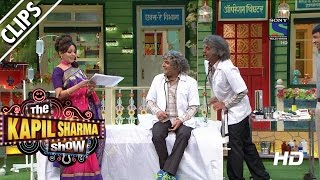 Dr. Gulati Ke Hospital Mein Inspector Ki Checking-The Kapil Sharma Show-Episode 10-22nd May 2016