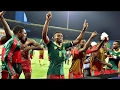 Egypt vs Cameroon 1 2 2017   Trophy Celebration French Commentary  CAN 2017 Final  05 02 2017 HD