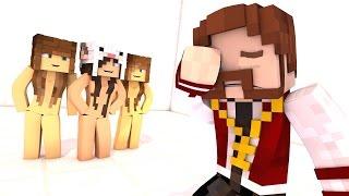 Minecraft: WTF! AS MENINAS ESTÃO NÚAS?! (c/ Coelha, Bibi e Multi) thumbnail
