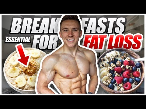 What You Should Eat for Breakfast on a Cut | High Protein Low Calorie...