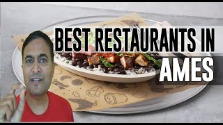 Best Restaurants & Places to Eat in Ames, Iowa IA