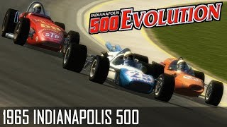 1965 Indianapolis 500 -- Indianapolis 500 Evolution