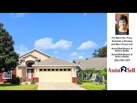1078 Singleton Cir, Groveland, FL Presented by Assist2Sell Buyers & Sellers Realty.