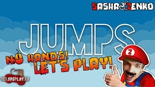 Jumps Gameplay (Chin & Mouse Only)