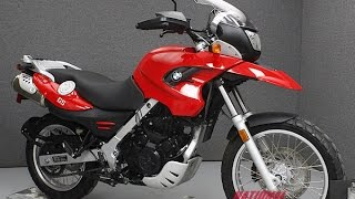 2009 BMW G650GS - National Powersports Distributors