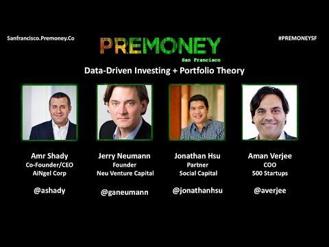 "[PreMoney SF 2017] ""Data-Driven Investing + Portfolio Theory"""