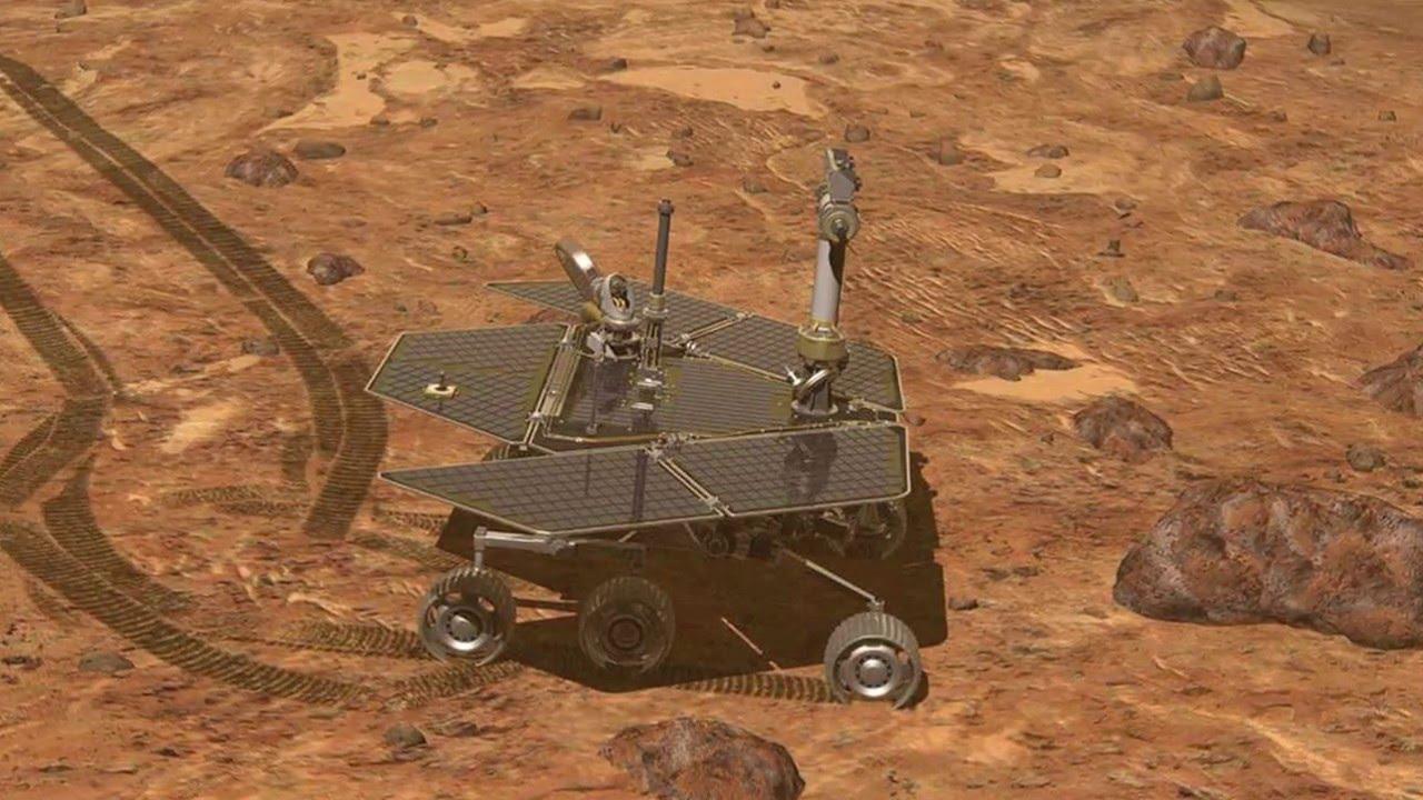 disadvantages of mars exploration rover - photo #45