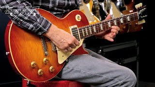 Gibson Custom Lightly Aged Historic Select 1958 Les Paul Reissue Electric Guitar